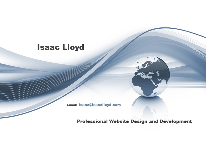 isaac-lloyd-contact-photo